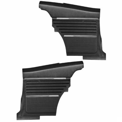 TMI Products - Concourse Door and Quarter Panel Set for 1968 Camaro - Image 2