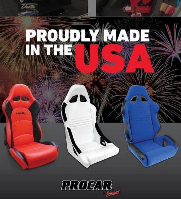 Seats & Upholstery  - Ready To Install Seats - ProCar Complete Seats