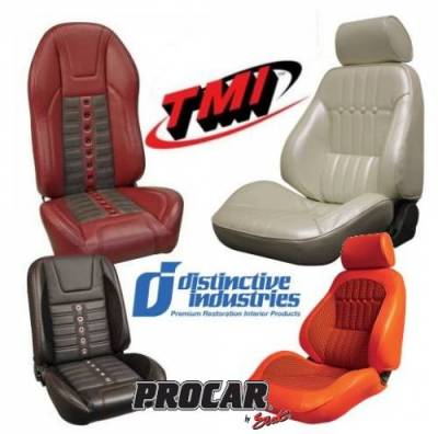 Seats & Upholstery  - Ready To Install Seats