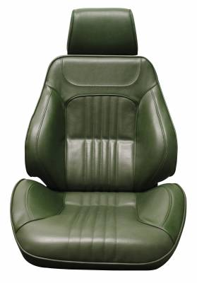Distinctive Industries - 1971-72 Chevelle & El Camino Touring II Front Bucket Seats Assembled - Image 2
