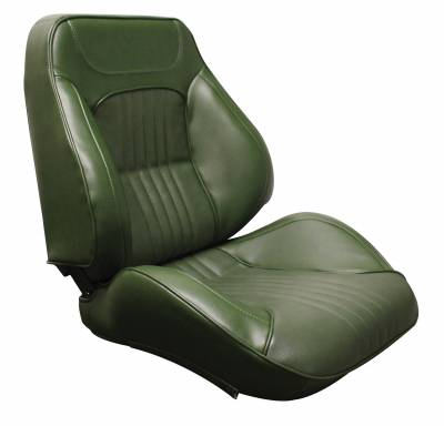 Distinctive Industries - 1971-72 Chevelle & El Camino Touring II Front Bucket Seats Assembled - Image 3
