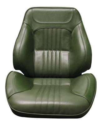 Distinctive Industries - 1971-72 Chevelle & El Camino Touring II Front Bucket Seats Assembled - Image 4