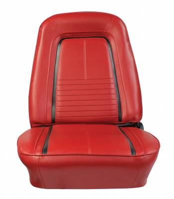 Distinctive Industries - 1967 Camaro Deluxe OE Reclining Front Bucket Seats - Image 2