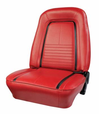 Distinctive Industries - 1967 Camaro Deluxe OE Reclining Front Bucket Seats - Image 4