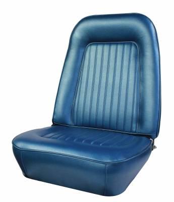 Distinctive Industries - 1967-68 Camaro Standard OE Reclining Front Bucket Seats - Image 2