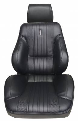 Distinctive Industries - 1970 Chevelle & El Camino Touring II Front Bucket Seats Assembled - Image 5