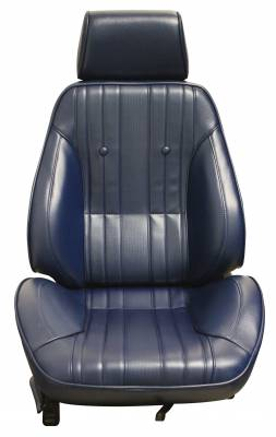 Distinctive Industries - 1969 Chevelle & El Camino Touring II Front Bucket Seats Assembled - Image 2