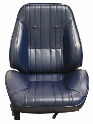 Distinctive Industries - 1969 Chevelle & El Camino Touring II Front Bucket Seats Assembled - Image 3