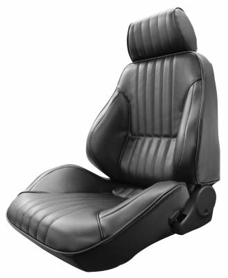 Distinctive Industries - 1968 Chevelle & El Camino Touring II Front Bucket Seats Assembled - Image 2