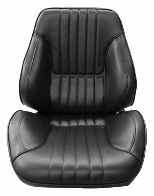 Distinctive Industries - 1968 Chevelle & El Camino Touring II Front Bucket Seats Assembled - Image 3