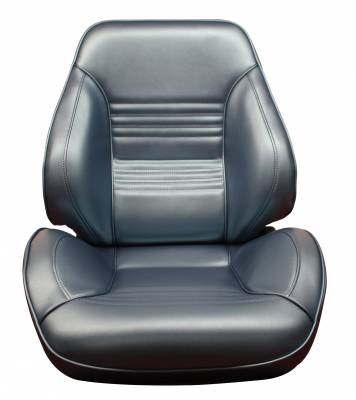 Distinctive Industries - 1967 Chevelle & El Camino Touring II Front Bucket Seats Assembled - Image 2