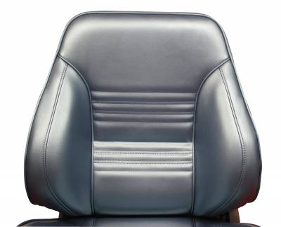 Distinctive Industries - 1967 Chevelle & El Camino Touring II Front Bucket Seats Assembled - Image 4