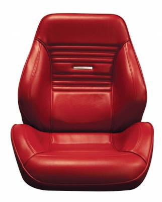 Distinctive Industries - 1967 Chevelle & El Camino Touring II Front Bucket Seats Assembled - Image 6