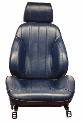 Distinctive Industries - 1966 Chevelle & El Camino Touring II Front Bucket Seats Assembled - Image 2
