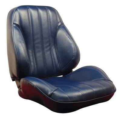 Distinctive Industries - 1966 Chevelle & El Camino Touring II Front Bucket Seats Assembled - Image 3