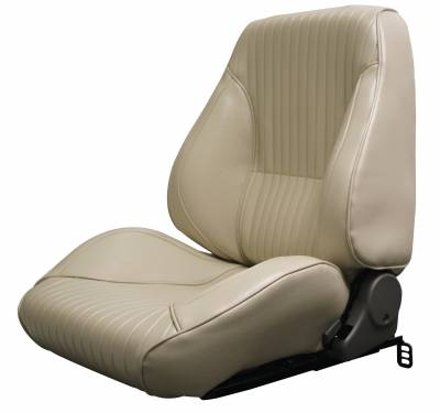Distinctive Industries - 1964 Chevelle & El Camino Touring II Front Bucket Seats Assembled - Image 3