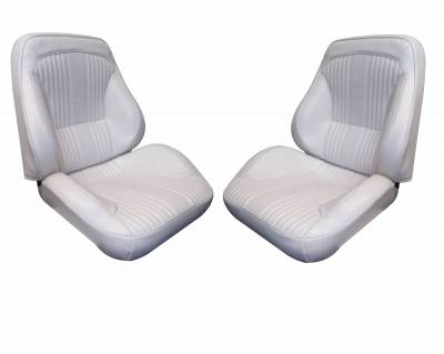 Distinctive Industries - 1964 GTO & LeMans Touring II Front Bucket Seats Assembled
