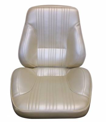 Distinctive Industries - 1967 GTO & LeMans Touring II Front Bucket Seats Assembled - Image 4