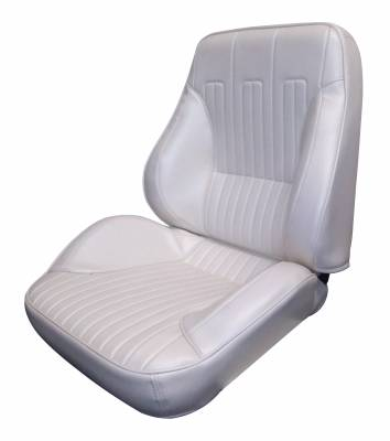 Distinctive Industries - 1968 GTO & LeMans Touring II Front Bucket Seats Assembled - Image 5