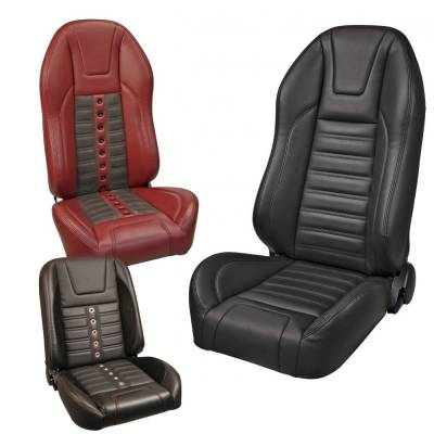 Ready To Install Seats - TMI Pro Series Seats - Challenger