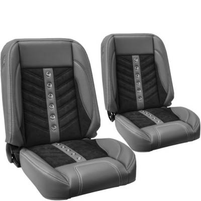 Ready To Install Seats - TMI Pro Series Seats - Mustang