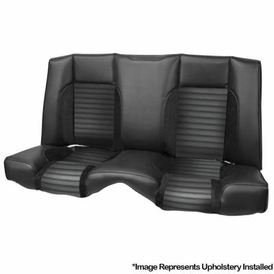 TMI Products - TMI Pro Series Sport Rear Seat Upholstery for Camaro