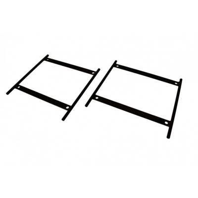 TMI Products - TMI Pro Series Sport XR Low Back w/Headrest Bucket Seats - Universal - Image 5