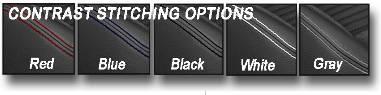 Contrast Stitch Options