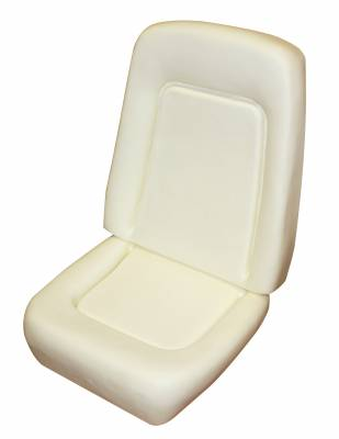 Distinctive Industries - 1967 -68 Camaro & Firebird Standard Bucket Seat Foam - Image 2