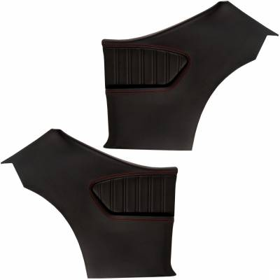 Door & Quarter Panels - Custom TMI Sport Panels - TMI Products - Custom Made Molded Sport Quarter Panels For 1968- 1972 Chevrolet Chevelle Coupe's By TMI in USA