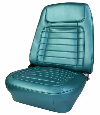 Distinctive Industries - 1968 Camaro Deluxe OE Reclining Front Bucket Seats w/Headrests -CUSTOM - Image 3