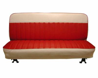 1960 - 66 Chevy, GMC Standard Cab Front Bench Seat Upholstery