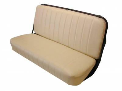 Acme Auto Upholstery - Chevy, GMC Truck 1947-1954 and 1st Series 1955 Standard Cab Bench Seat - Madrid Grain Vinyl - With Pleats