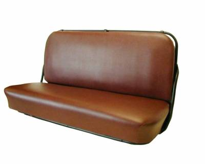 Acme Auto Upholstery - Chevy, GMC Truck 1947-1954 and 1st Series 1955 Standard Cab Bench Seat - Madrid Grain Vinyl