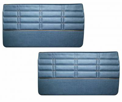 Distinctive Industries - 1963 Impala Coupe Standard Bench Seat Upholstery, Carpet & Panel Package 4 - Image 7