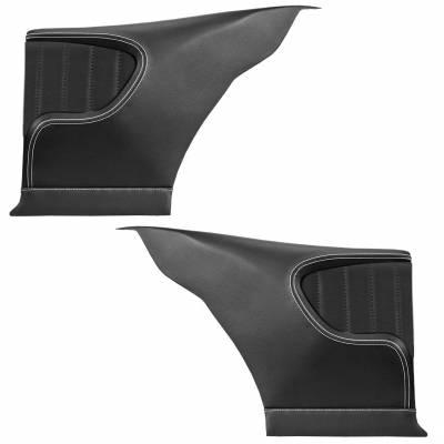 TMI Products - 1968 - 1972 Nova 2 door Coupe Molded Sport  Door & Rear Quarter Panel Set - Image 3