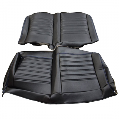 1968 - 1972 Nova 2 door Coupe Sport  Rear Seat Upholstery Cover