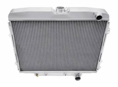 1968-69 Ford Torino w/V8 Champion 3 Row Core All Aluminum Radiator CC1631