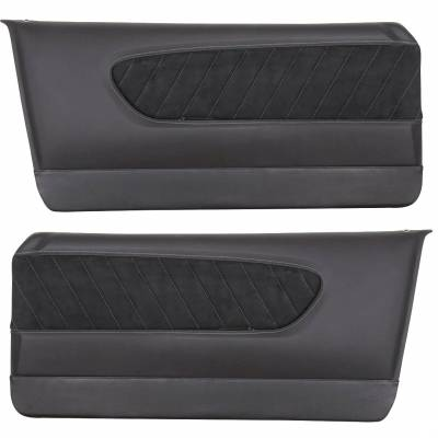 TMI Products - 1964-1966 Mustang Coupe Sport R Door and Quarter Panel Set - Image 2