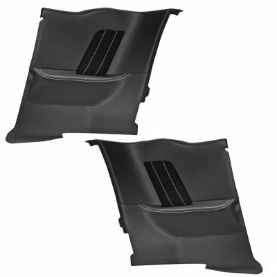 TMI Products - 1964-1966 Mustang Coupe Sport R Door and Quarter Panel Set - Image 3